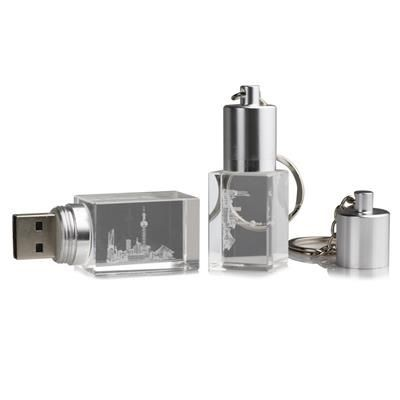 Picture of CRYSTAL USB FLASH DRIVE