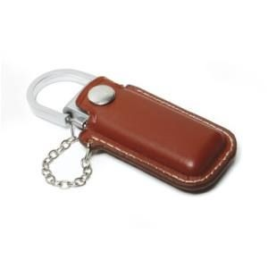 Picture of LEATHER HOLSTER USB MEMORY STICK