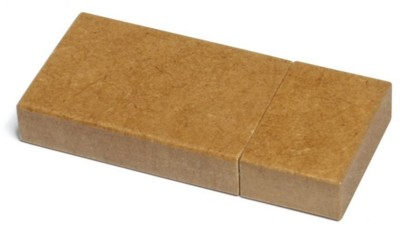 Picture of RECYCLED RECTANGULAR USB MEMORY STICK