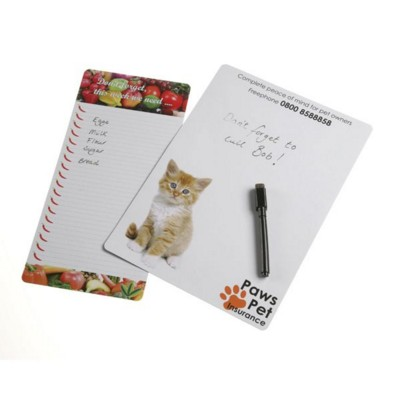 Picture of MAGNETIC MEMO BOARD in White