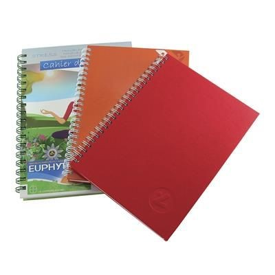 Picture of TAKKUINO® SPIRAL NOTEBOOK