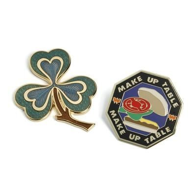 Picture of HARD ENAMEL BADGE