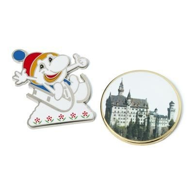 Picture of IMITATION HARD ENAMEL PIN BADGE