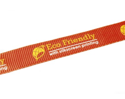 Picture of ECO FRIENDLY 20MM PLA FLAT LANYARD