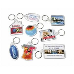 Picture of ACRYLIC KEYRING
