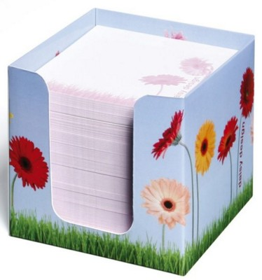 Picture of MINI CARD MEMO NOTE PAD CUBE BLOCK