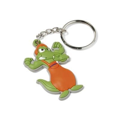 Picture of SOFT PVC KEYRING