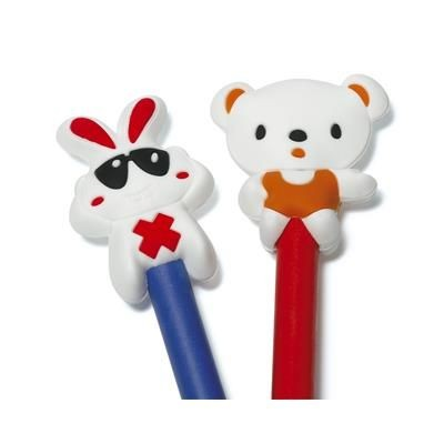 Picture of SOFT PVC PENCIL TOPPER