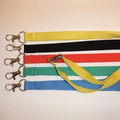Picture of 15MM PLAIN STOCK LANYARD