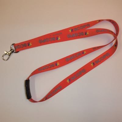 Picture of 15MM DYE SUBLIMATION PRINTED LANYARD