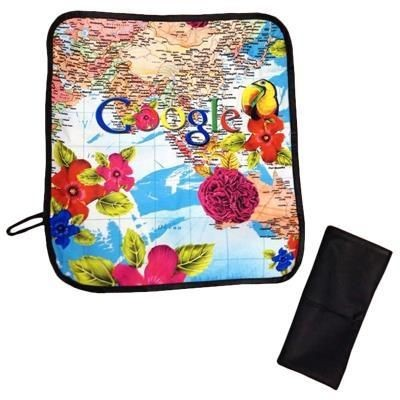 Picture of DIGITAL PRINTED 1-PERSON PICNIC BLANKET