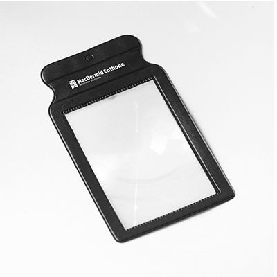 Picture of A6 MAGNIFIER LENS with Black Frame