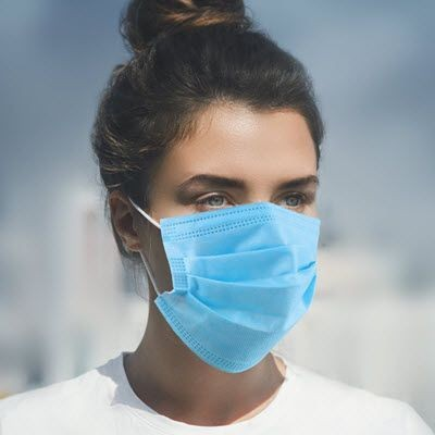 Picture of DISPOSABLE FACE MASK NON SURGICAL