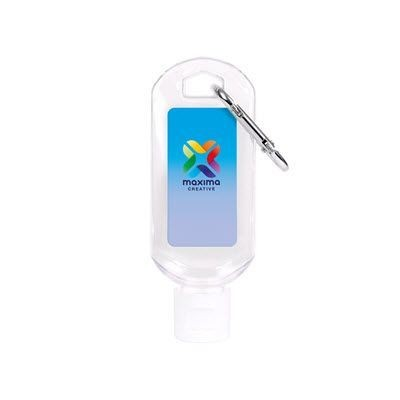 Picture of 50ML HAND SANITISER GEL CARABINER CLIP