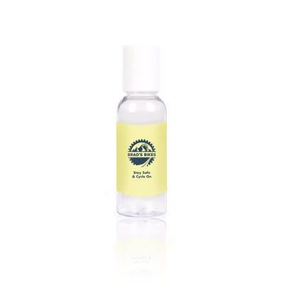 Picture of HAND SANITISER 30ML DOMED TOP BOTTLE