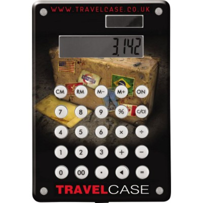 Picture of VISION CALCULATOR in Black