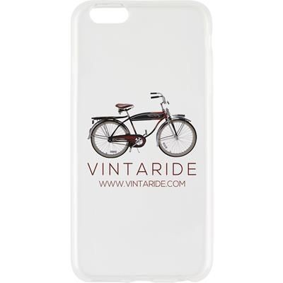Picture of IPHONE 6 PLUS MOBILE PHONE CASE in Translucent Clear Transparent