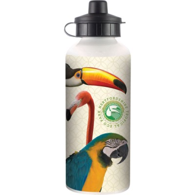 Picture of SEATTLE DRINK BOTTLE in White