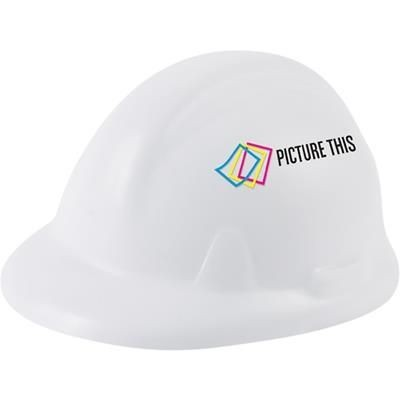 Picture of STRESS BALL - HARD HAT SHAPE