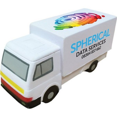 Picture of STRESS TRUCK in White