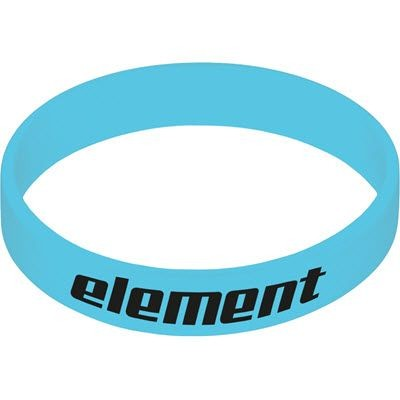 Picture of SILICON WRIST BAND in Light Blue