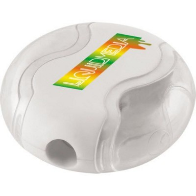 Picture of SWERVE SHARPENER & ERASER in White