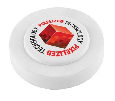 Picture of SNAP ROUND ERASER in White