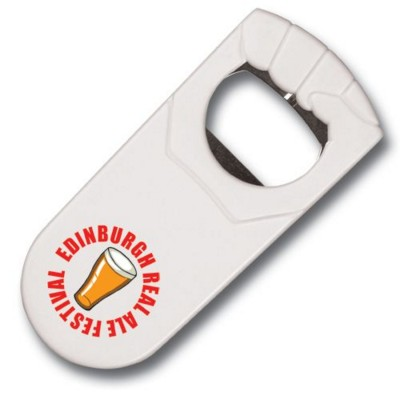 Picture of FIST SHAPE BOTTLE OPENER in White