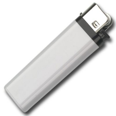 Picture of M3L DISPOSABLE FLINT LIGHTER in White