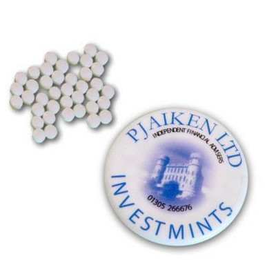 Picture of MINTS CIRCLE in White