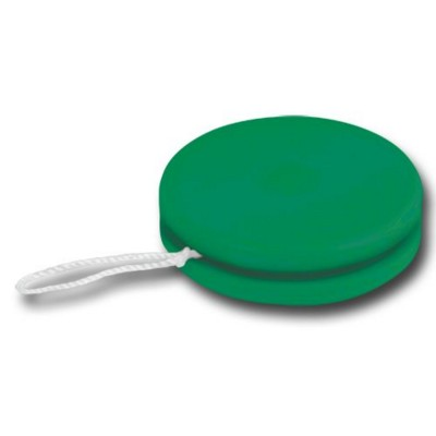 Picture of RECYCLED PLASTIC YOYO in Green