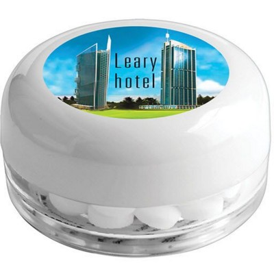 Picture of MINTS POT in Clear Transparent Translucent & White