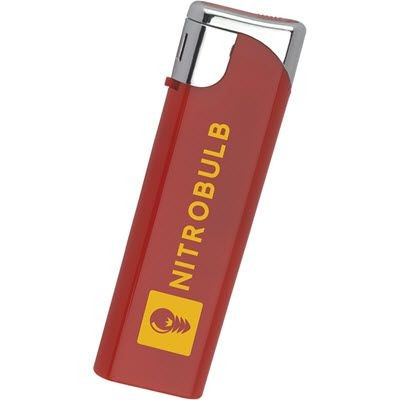 Picture of SWISH LIGHTER in Red