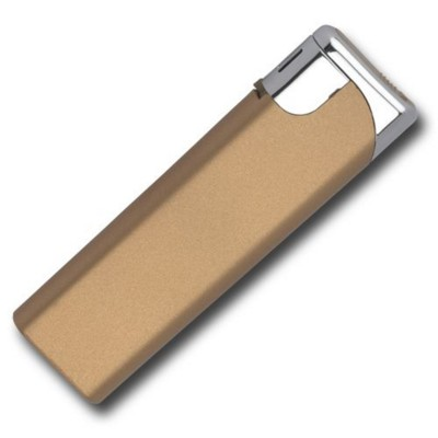 Picture of SWISH LIGHTER in Gold