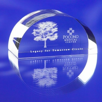 Picture of ARC GLASS AWARD TROPHY