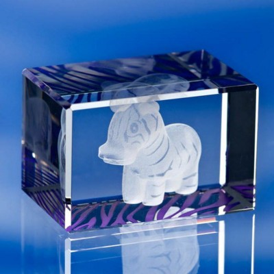 Picture of BEVELLED RECTANGULAR GLASS BLOCK