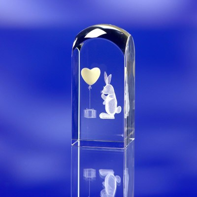 Picture of TOWER GLASS AWARD TROPHY