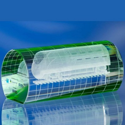 Picture of CYLINDER GLASS PRISM