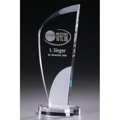 Picture of CRYSTAL ICE ELEGANCE AWARD