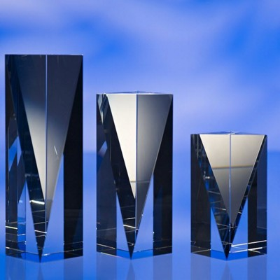 GLASS CHISEL AWARD TROPHY