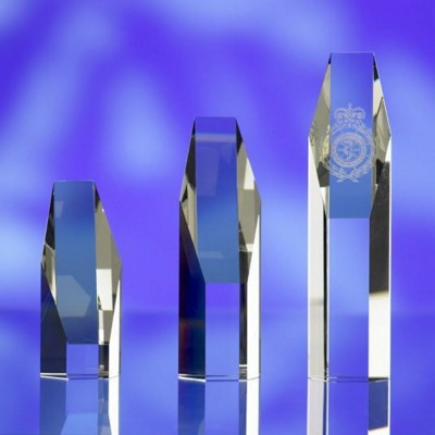 Picture of HEXAGON GLASS AWARD TROPHY