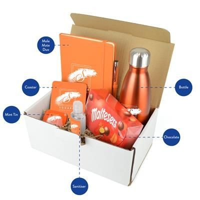 Picture of CORPORATE GIFT PACK PREMIUM in Amber