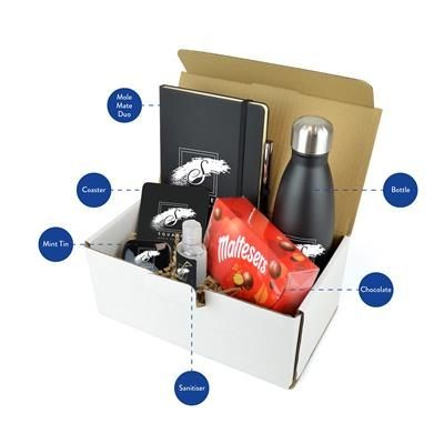 Picture of CORPORATE GIFT PACK PREMIUM in Black