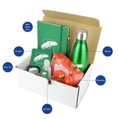 Picture of CORPORATE GIFT PACK PREMIUM in Green