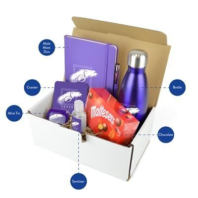 Picture of CORPORATE GIFT PACK PREMIUM in Purple