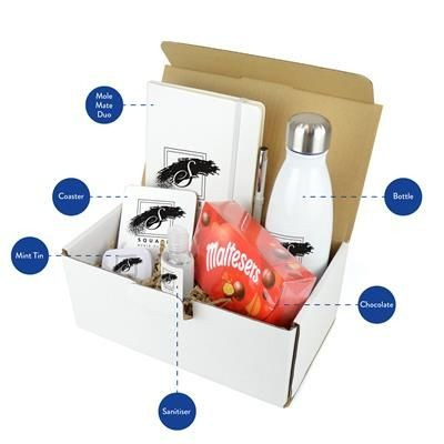Picture of CORPORATE GIFT PACK PREMIUM in White