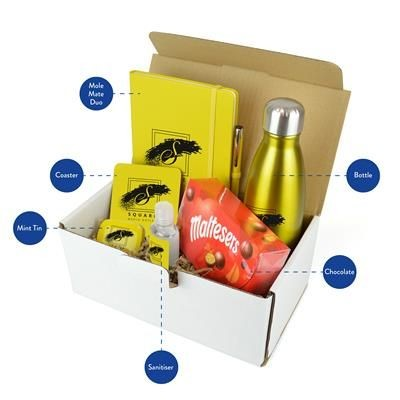 Picture of CORPORATE GIFT PACK PREMIUM in Yellow