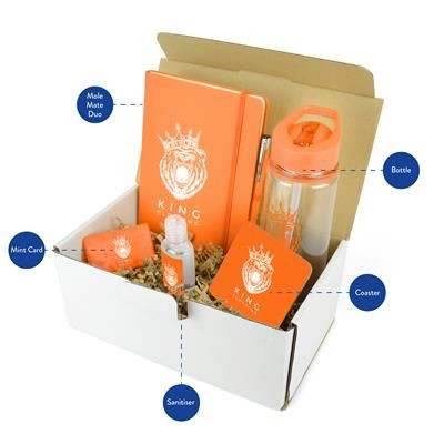 Picture of CORPORATE GIFT PACK in Amber