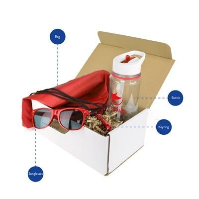 Picture of SUMMER READY PACK in Red