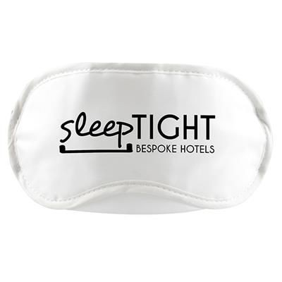 Picture of EYE MASK in White